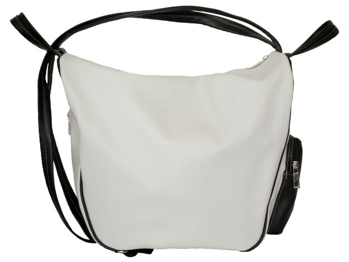 Бяло-Черна Раница Код 905-03