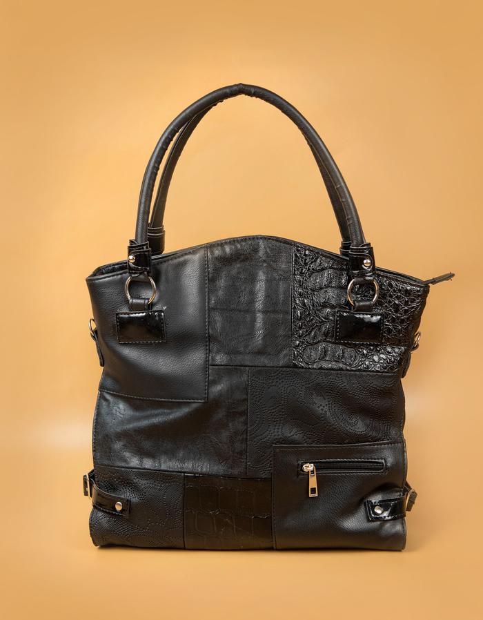 Черна Дамска Чанта Код711
