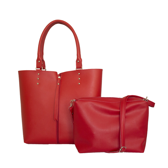 Червена Дамска Чанта Код 915-04