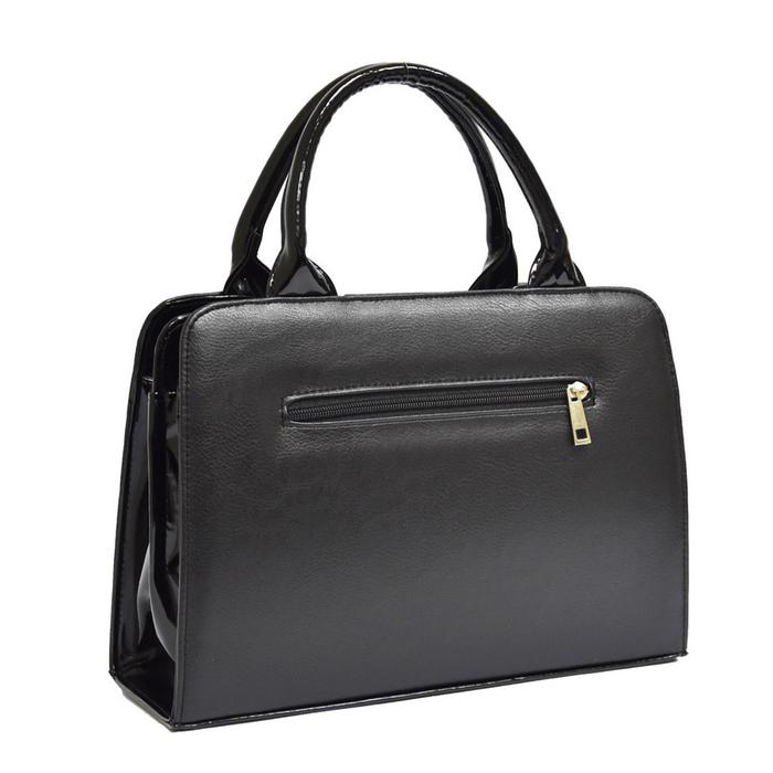 Черна Дамска Чанта Код 821 А