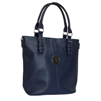 Тъмно синя дамска чанта Код 747-05