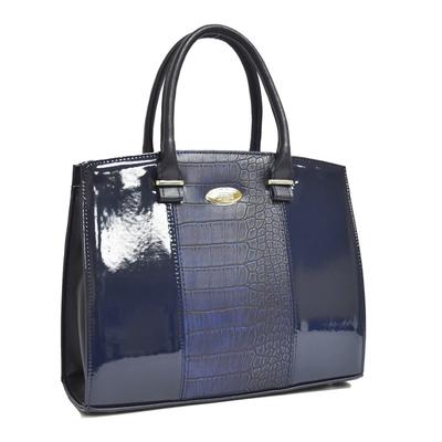 Синя Дамска Чанта Код 852-03