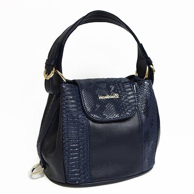 Синя Дамска Чанта Код 827 Б-01