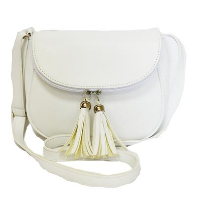 Бяла Дамска Чанта Код 899